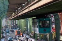 Schwebebahn: Kaiserstraße