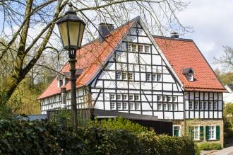 Dahl: das Richterhaus