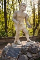 Der Keulenmann im Neandertal: