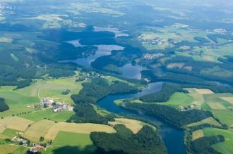 Segelflug: Wuppertalsperre
