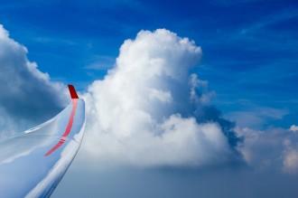 Segelflug: Wolkentürme