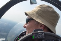 Segelflug: Pilot Bernhard