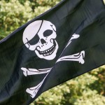 Flossfahrt: Piraten sind dabei