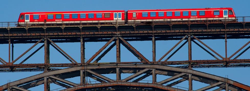 Solingen: Müngstener Brücke