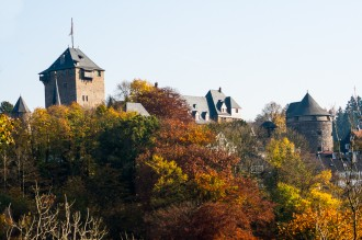 Solingen: Schloss Burg