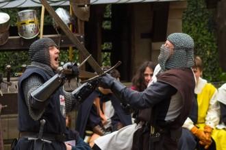 Bergisches Land: Schwertkampf