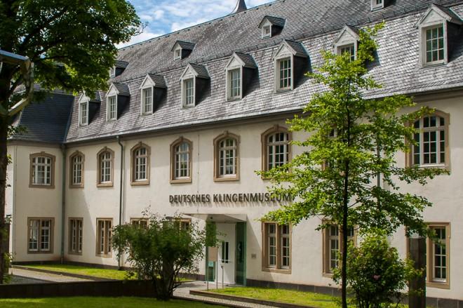 Bergisches Land: Deutsches Klingenmuseum