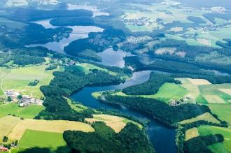 Bergisches Land: Wuppertalsperre