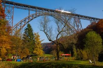 Bergisches Land: Müngstener Brücke