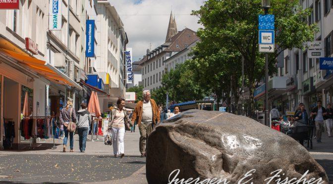 Verkaufsoffene Sonntage 2017 in Solingen