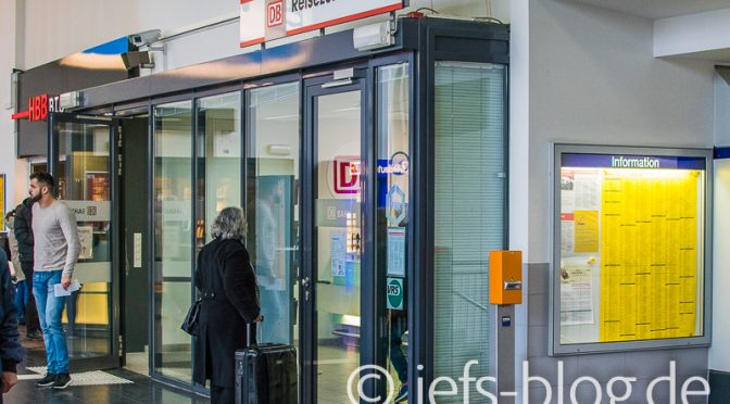 Bahn gibt Kunden-Center im Hauptbahnhof ab