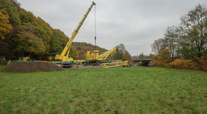 Wupperquerung Haasenmühle/Nesselrath